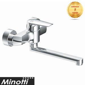 Minotti Prima 13100502234115-Prima-Jednorucna-slavina-zidna
