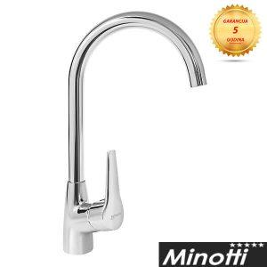 Minotti Prima 13467488014501-Prima-Jednorucna-slavina-za-sudoperu-labud