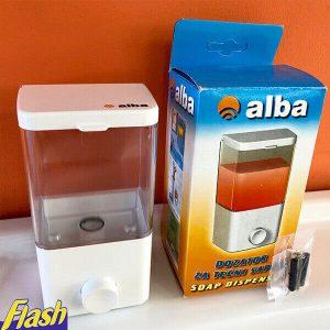 Dozer tečnog sapuna Alba beli