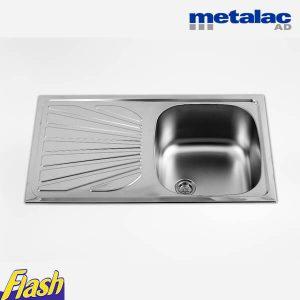 Metalac sudopera usadna jednodelna