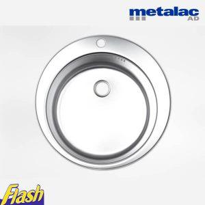 Metalac sudopera usadna sa otvorom