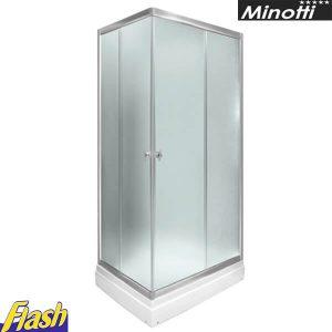 Tuš kabina Minotti 100x70x180-sa-kadicom-jl144gl