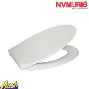 WC daska sporopadajuća duroplast