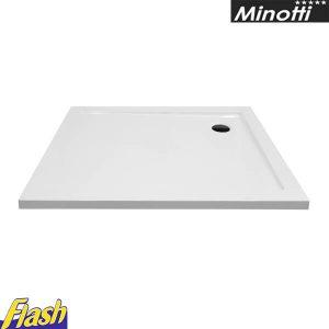 Tuš kadica kvadratna - Minotti - SBA pro SOLILUX